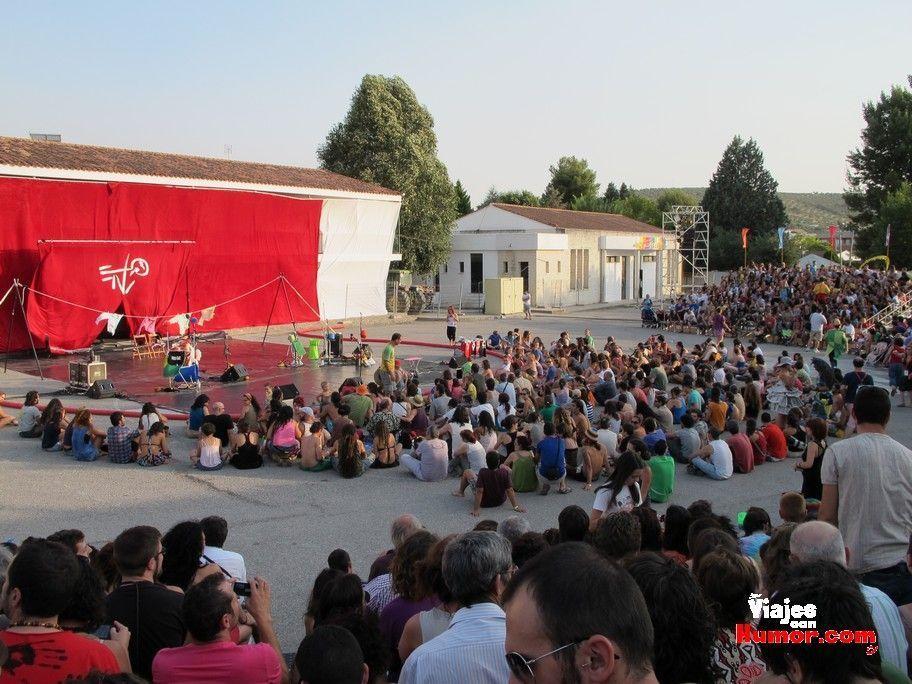 patio circo festival etnosur
