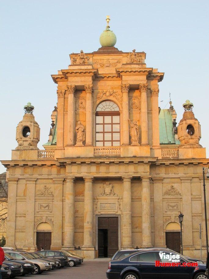 iglesia de la asuncion de la virgen maria y su esposo jose varsovia polonia