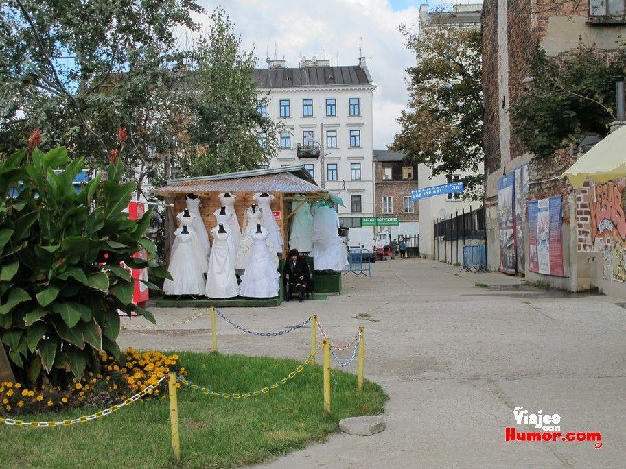 mercadillo barrio de praga varsovia