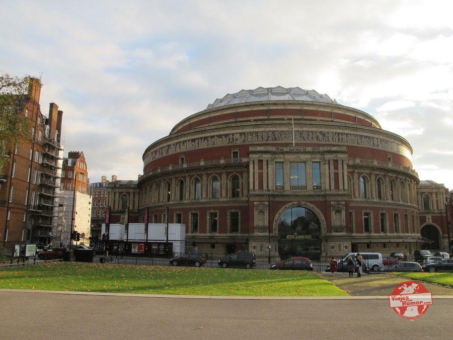 Royal Albert Hall Londres sala de conciertos