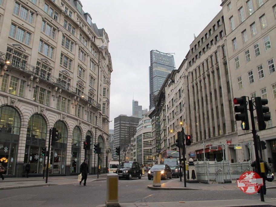 city of london calles del corazon financiero de londres