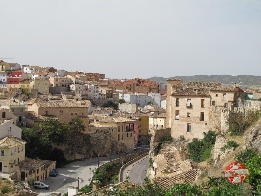vistas desde la ciudad alta de cuenca