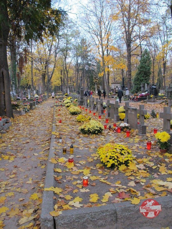 cementerio powazki