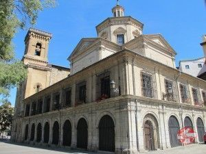 iglesia de san lorenzo san fermin pamplona