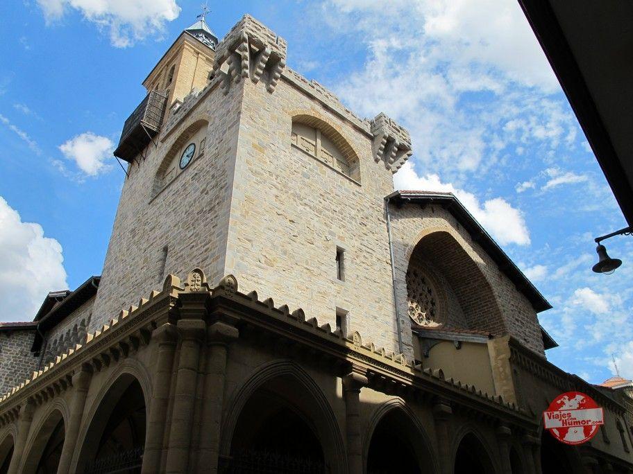 iglesia de san nicolas pamplona