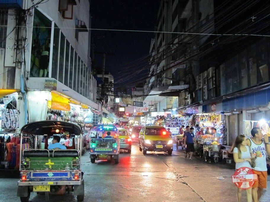 mercado pratunam bangkok