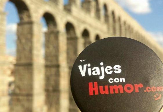 viajes con humor en segovia