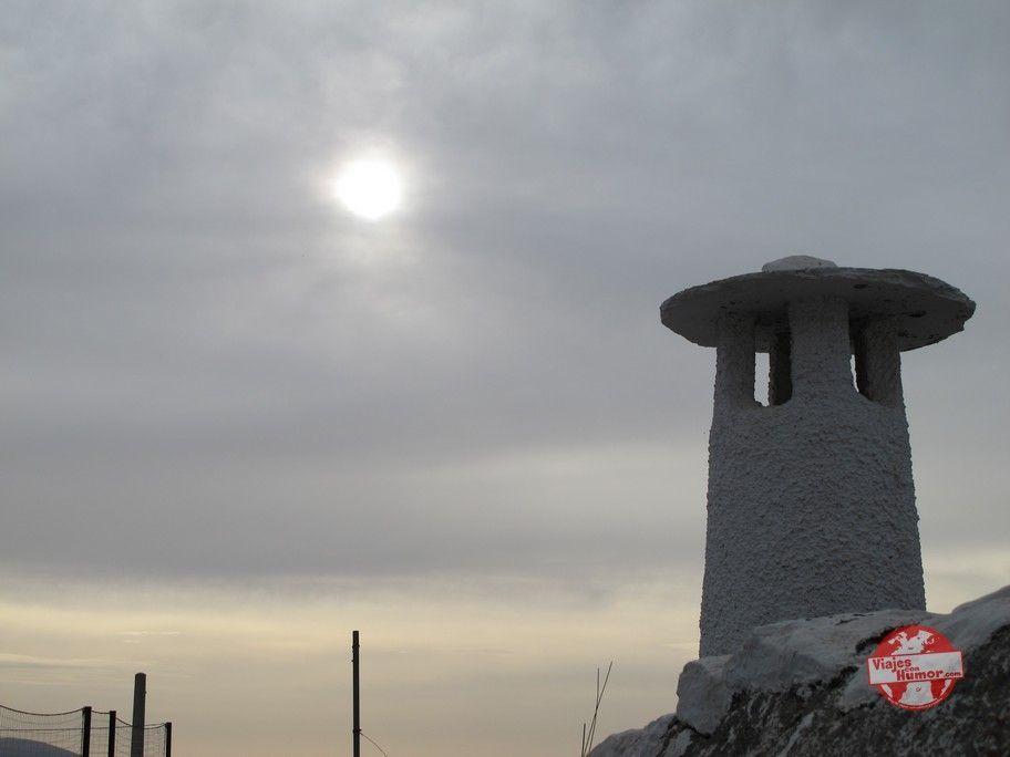 chimeneas bubion