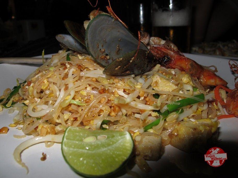pad thai de marisco bangkok