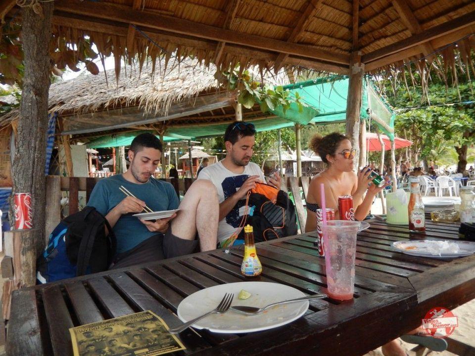 comida en ko pha ngan