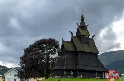 iglesia de madera stavechurch norway