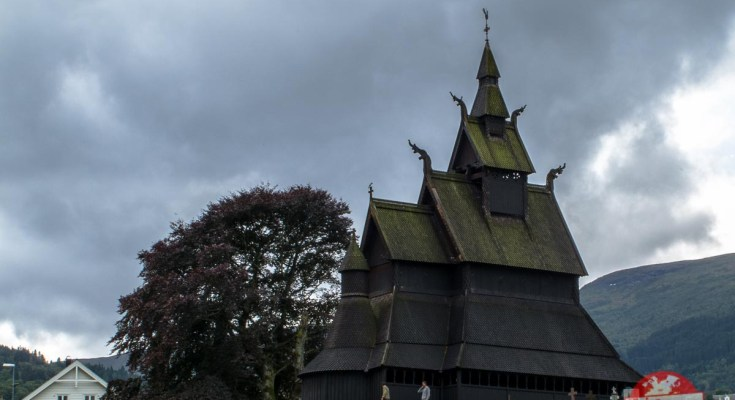 iglesia de madera stavechurch norway