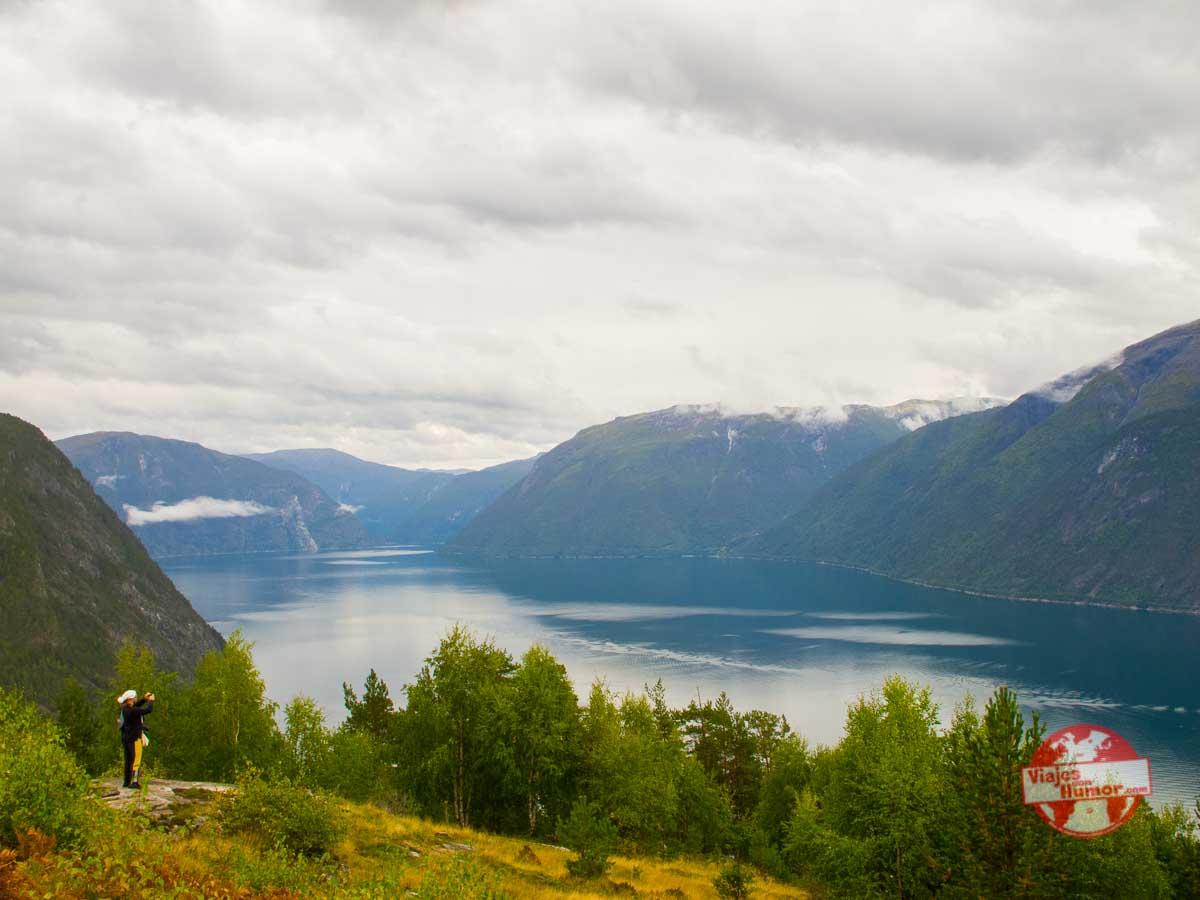 fiordo de los sueños noruega