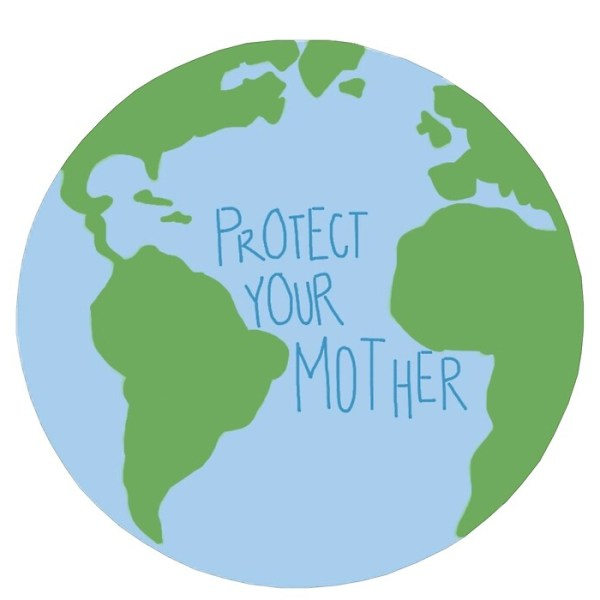 Oh Mother, Earth! Sustainable Motherhood