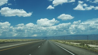 Saliendo de Nuevo México