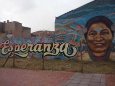¡Esperanza! en la 26 (Foto: Jorge Curiel Yuste)