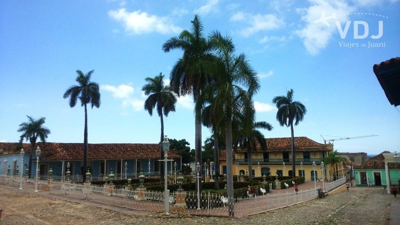 Plaza Mayor de la ciudad