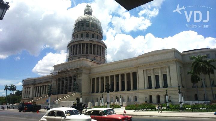 Capitolio de la ciudad