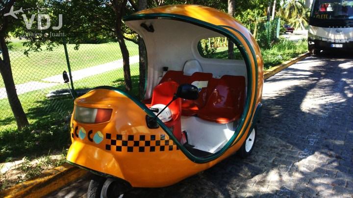 Coco taxi