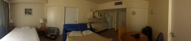 Habitación mill resort