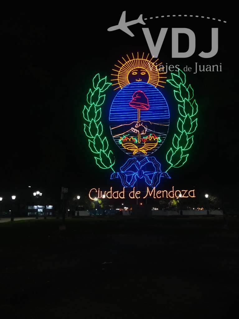 plaza independencia mendoza