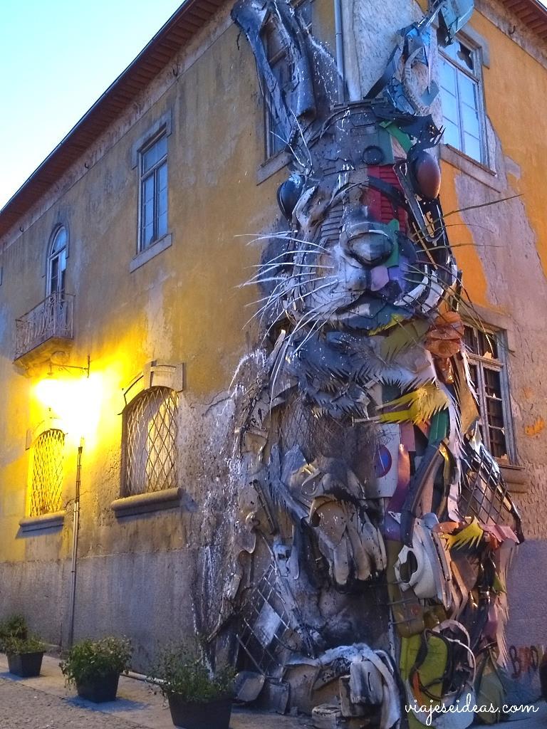 Arte urbano, viaje a Oporto