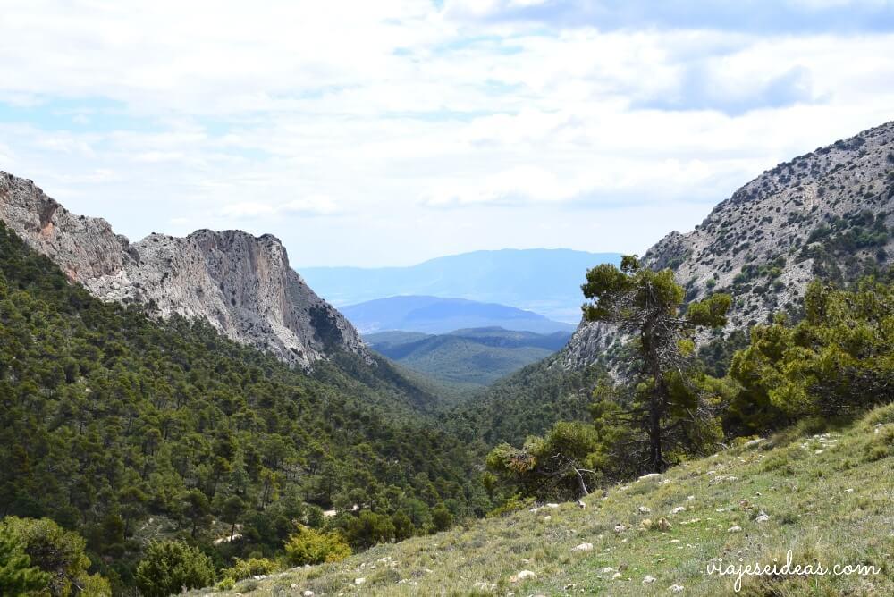 Sierra Espuña, el pulmón verde de Murcia