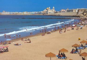 Conoce las playas de Cádiz