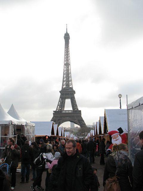 Paris en Invierno - Mercados Navideños