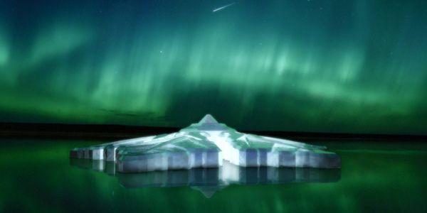 Hotel flotante en Noruega