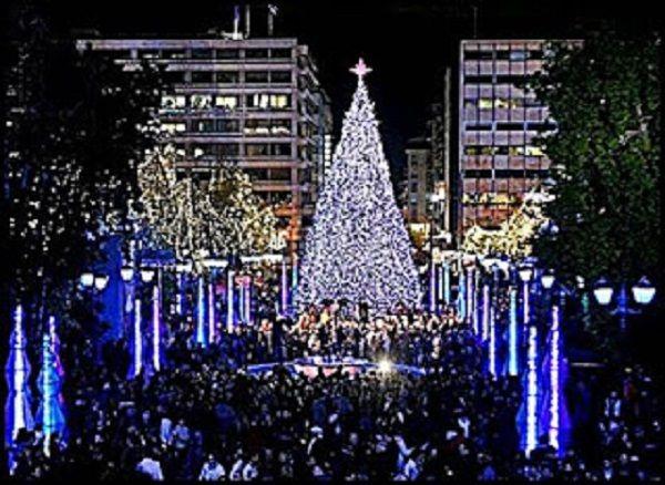 Una navidad diferente en Grecia