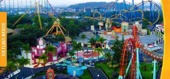 Six Flags - Mexico DF