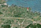 Vista aérea en Google Maps