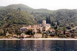 Monasterio Dochiariou