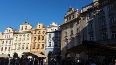 Praga (R. Checa). Qué ver en Praga en un fin de semana?