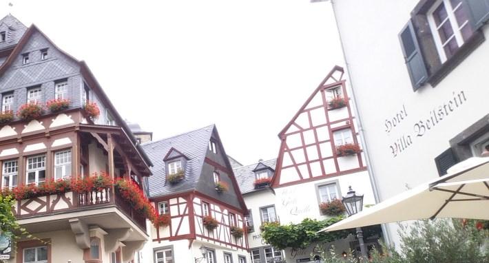 Belstein (Alemania) Ruta por el Mosela