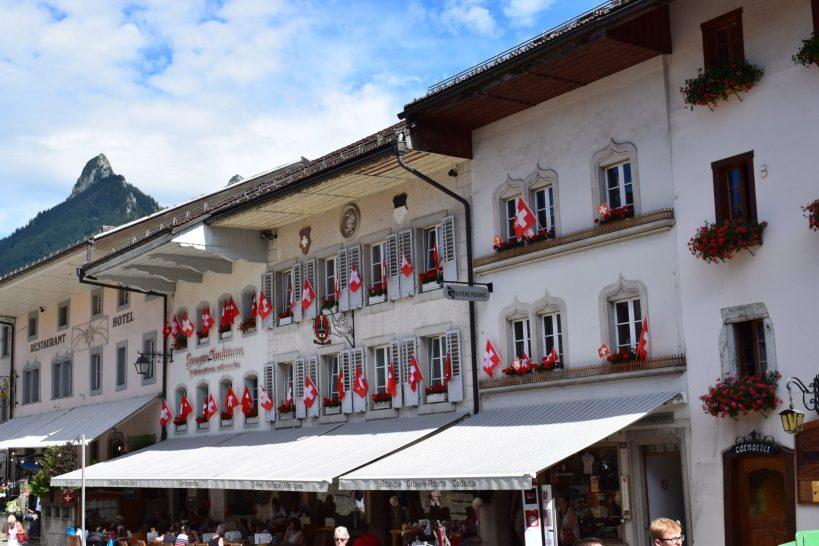 Gruyères (Suiza)