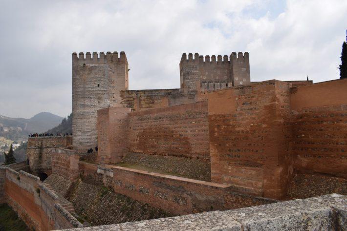 La Alhambra (Granada). 5 de los castillos mas impresionantes y bonitos de España