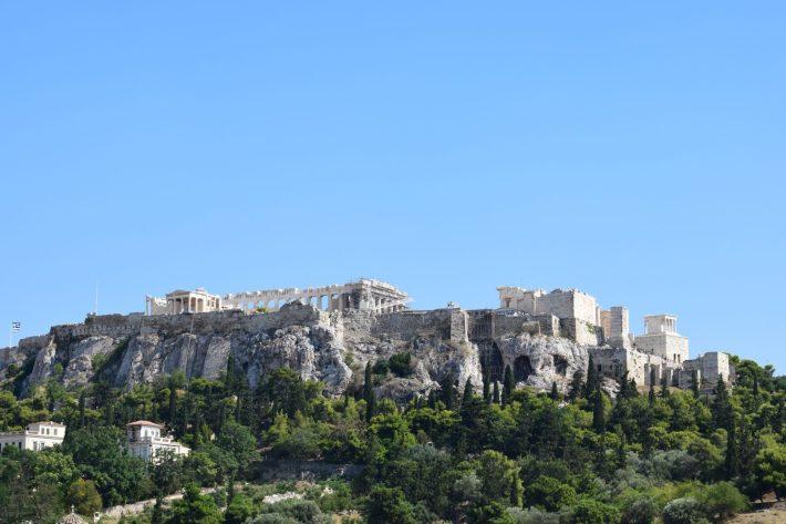 Acrópolis. Atenas (Grecia)