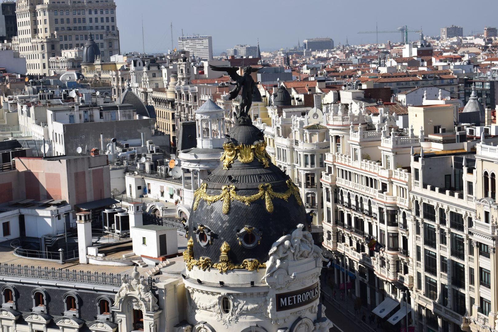 LAS 20 MEJORES VISITAS EN MADRID (ESPAÑA)