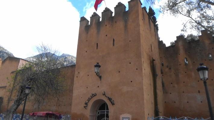 Kashba. Plaza Uta El Hamman. Chefchaouen (Marruecos)