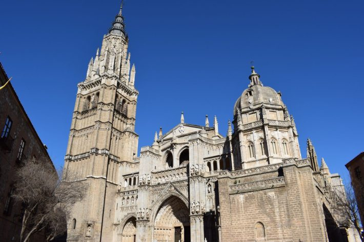 Catedral de Toledo (Toledo, España)