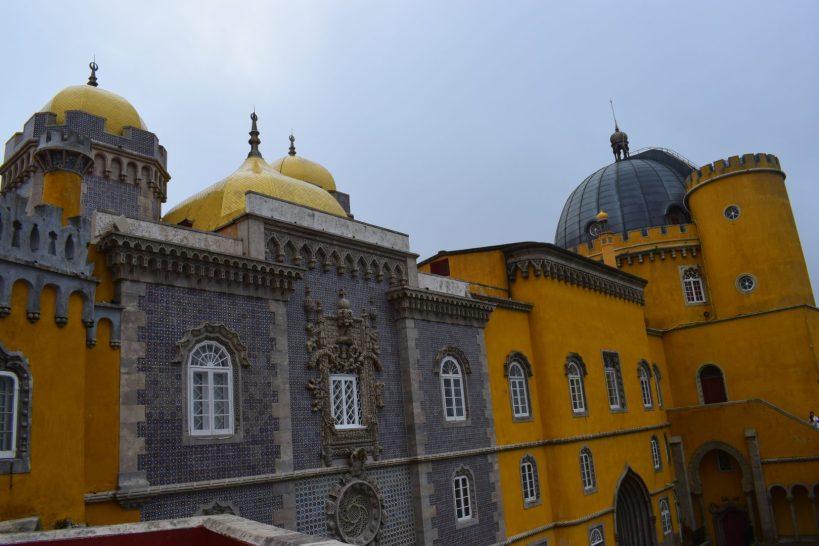 Palacio da Pena. Sintra (Portugal)