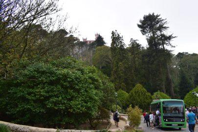 Shuttle a Palacio da Pena. Sintra (Portugal)