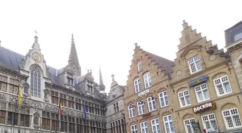 Yprés o Ieper (Bélgica)