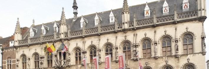 Kortrijk / Courtrai (Bélgica)