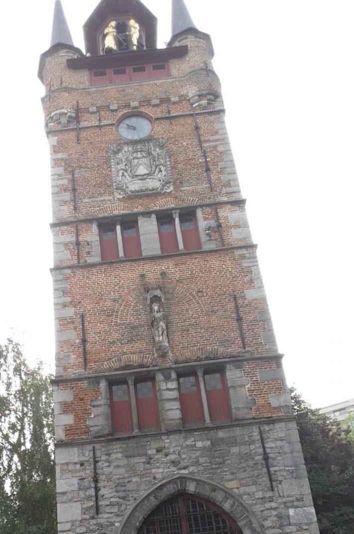 Belfort. Kortrijk / Courtrai (Bélgica)
