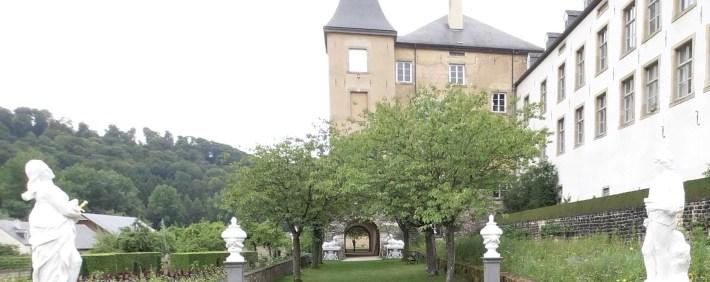Luxemburgo. Castillo de Ansembourg