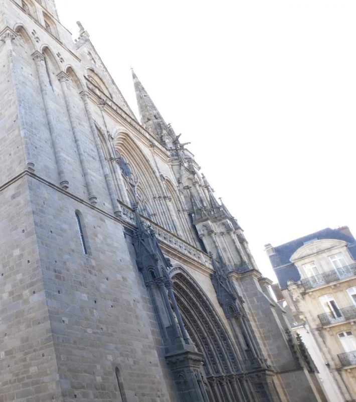 Catedral St. Pierre. Vannes (Francia)
