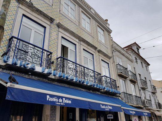 Pasteis de Belém. Lisboa (Portugal)